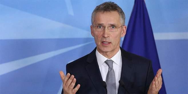 Türkiye ile ilgili bir açıklama da NATO'dan...
