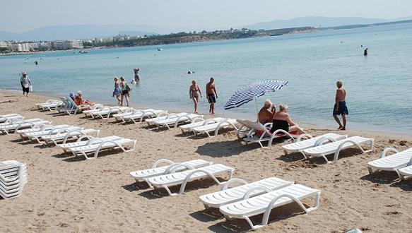 Turizm gelirleri rekor seviyede