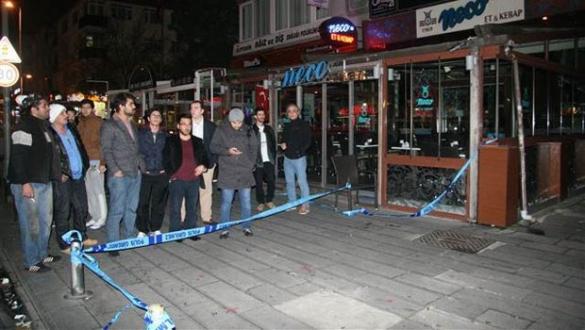 11 araca çarptı, 3 kişiyi bıçakladı ve kaçtı