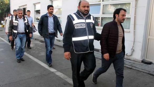 Mersin`de 18 polis serbest