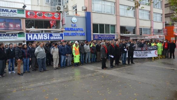 İşçilerin `Ermenek` İsyanı