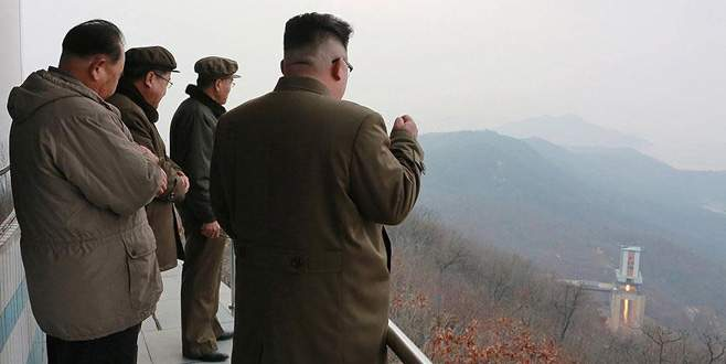 Kuzey Kore'den yeni roket motoru denemesi