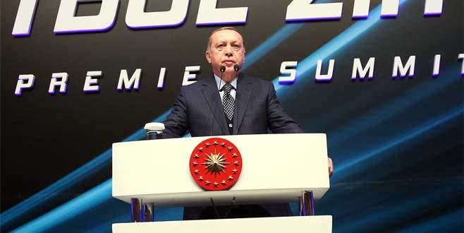 Erdoğan: 'Bunların siyasette jübile zamanı çoktan gelmiş ama...'