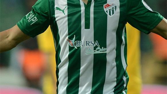 Yeni logumuz Bursaspor`a şans getirdi