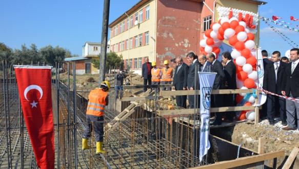 İznik İHL için yeni bina