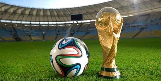 Dünya Kupası'nın fikstürü ve yayınlanacağı kanallar