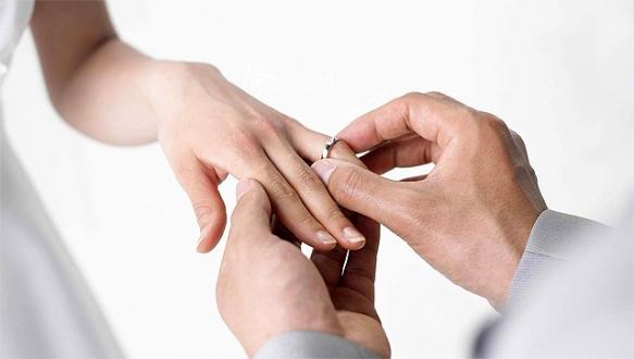 Evlenecekler için tam zamanı