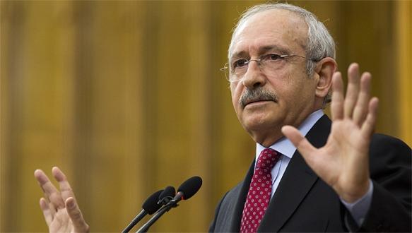 Kılıçdaroğlu'ndan 'saray' eleştirisi