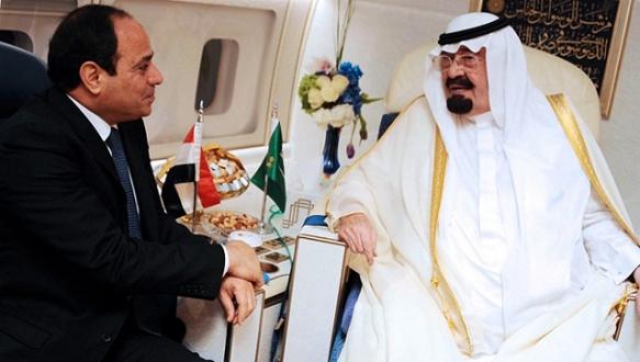 Mısır ve Körfez`den ortak askeri güç