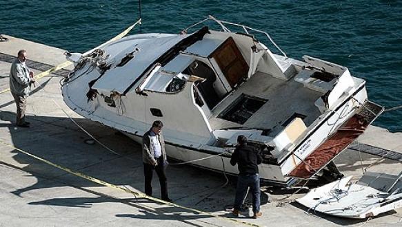 Tekne faciasıyla ilgili 2 kişi gözaltına alındı