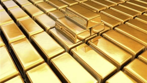 Altın eriyor
