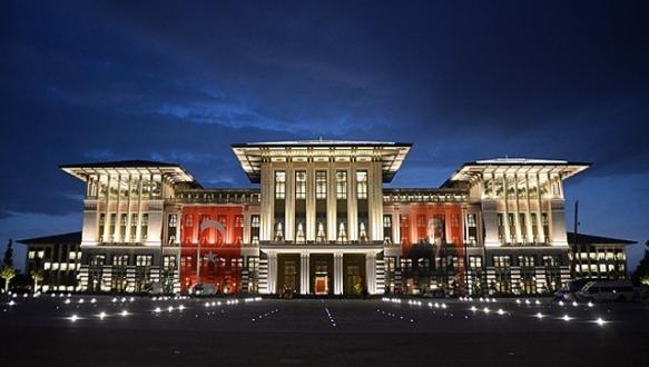 Başbakanlık`tan `Saray` açıklaması