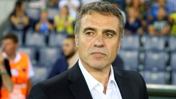 Ersun Yanal Trabzonspor`da