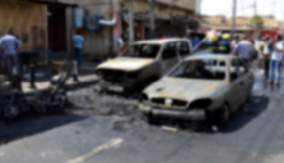 Bağdat'ta kanlı saldırı