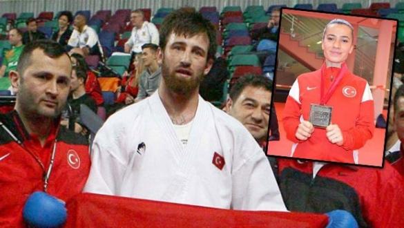 Enes ve Serap Dünya Şampiyonu