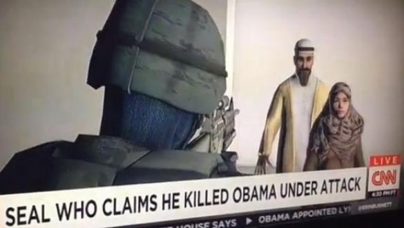 CNN`den Obama gafı