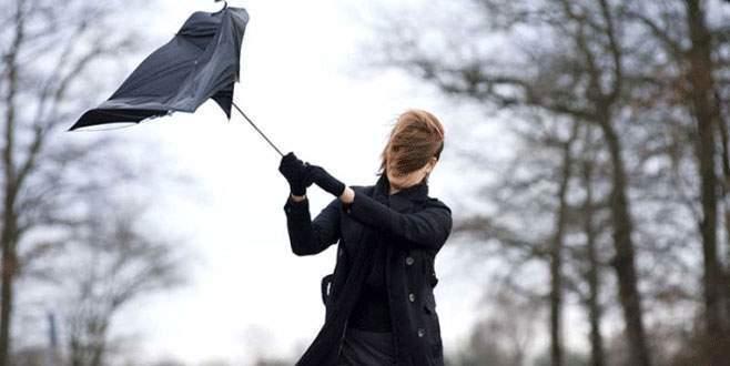 Bursa için fırtına uyarısı!
