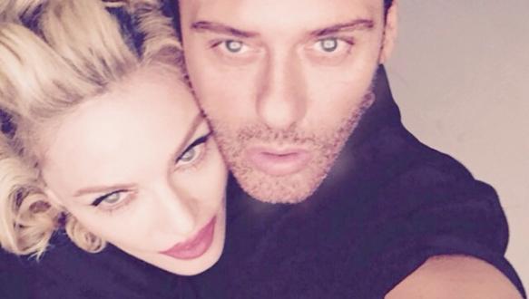 Madonna`nın Mert`i