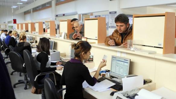 Kamuda çalışan sayısı 3,2 milyona yaklaştı
