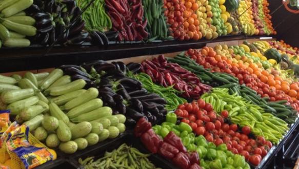 Yaş sebze meyveden 1,7 milyar dolar