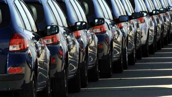 Otomotiv ihracatının yüzde 57`si ana sanayiden