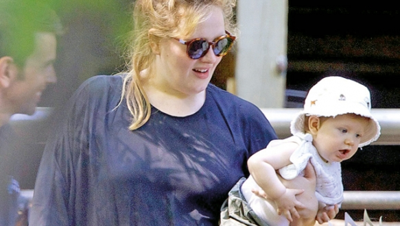 Adele`in Türkiye kaçamağı
