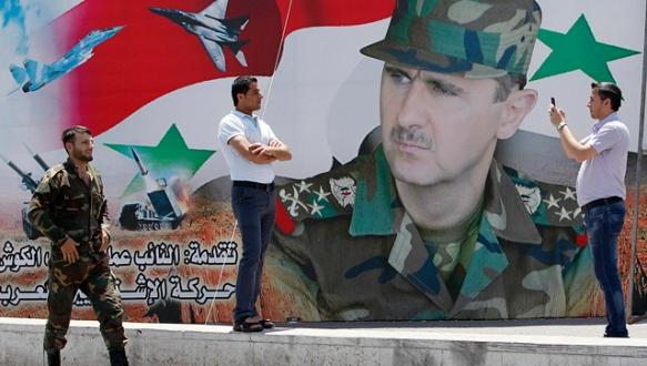Rusya`dan Suriye hamlesi