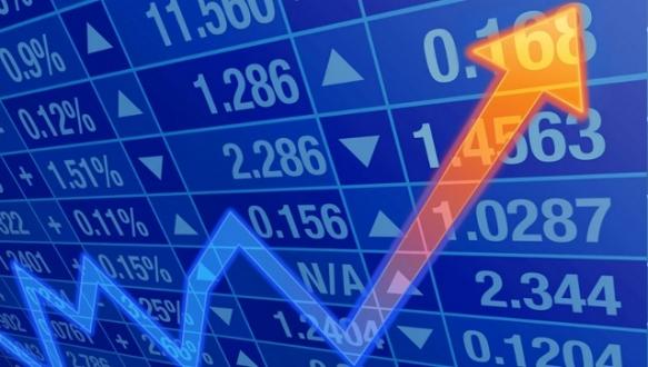 Borsa sert yükseldi
