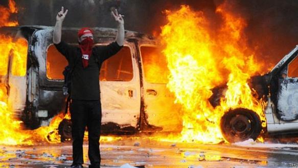 Belçika`daki protestolar yayılabilir