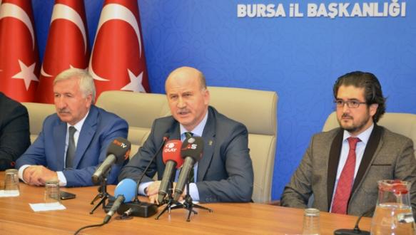 AK Parti`de 3 ilçenin adayı daha açıklandı