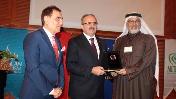 Arap turizmciler Bursa`da buluştu