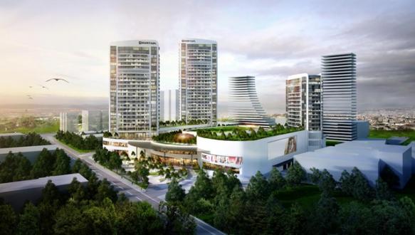 Sur Yapı`dan Bursa`ya 1,3 milyarlık yatırım