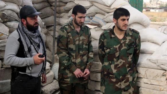 IŞİD`e karşı direniş tugayı