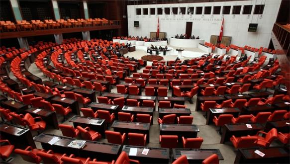Meclis`te yüksek tansiyon