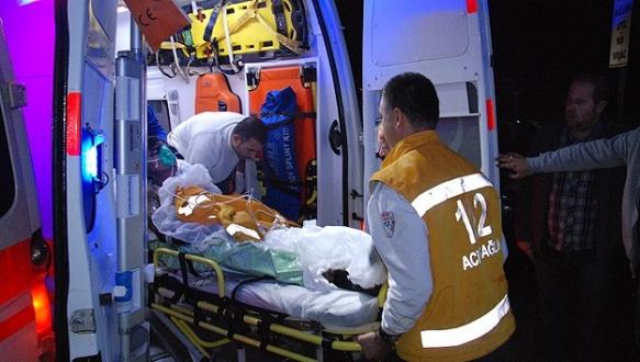 Edirne`de grizu parlaması: 3 yaralı