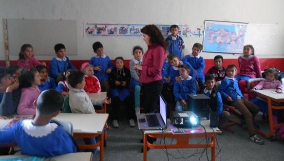 Büyükşehir'den öğrencilere çevre eğitimi