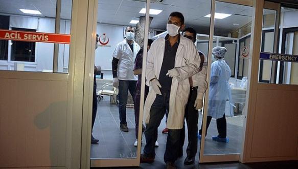 Yakalanan Kongolu kaçakta `Ebola` şüphesi
