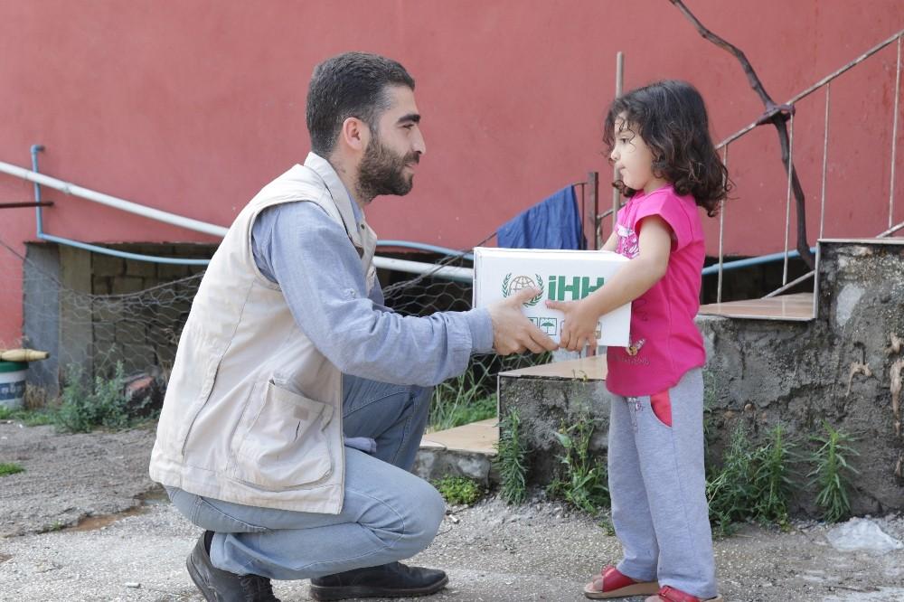 "İHH'dan Ramazan'da 10 bin yetime ""çocuk paketi"""