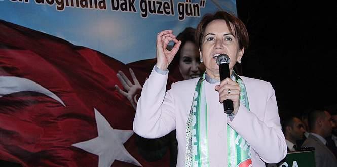 Akşener'den yeni parti sinyali