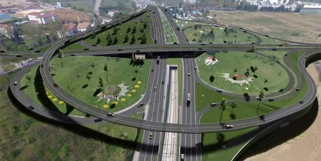 Bu projeler Bursa trafiğine nefes aldıracak