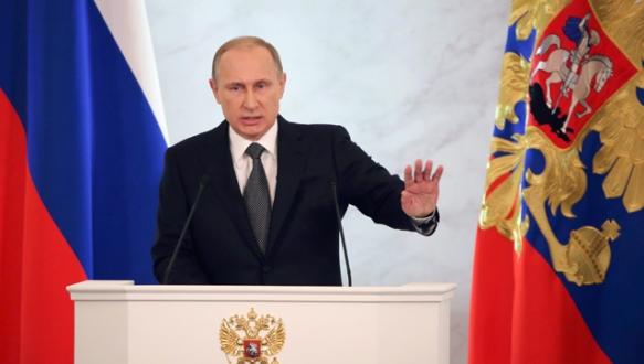 Putin Batı`yı suçladı