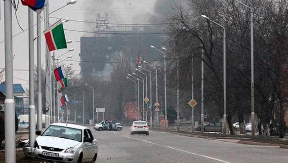 Çeçenistan`da çatışma: 17 ölü