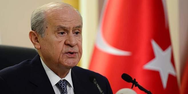 Bahçeli'den Cumhurbaşkanı Erdoğan'a 'Lozan' desteği