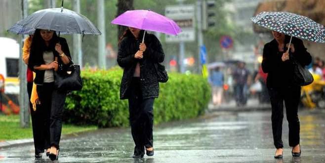 Meteoroloji uyardı! Sıcaklıklar düşüyor, yağış geliyor