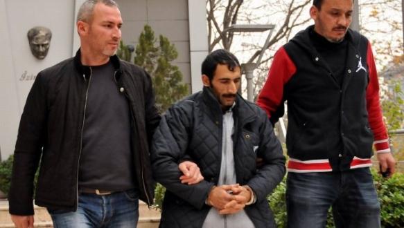Ağabey katili tutuklandı