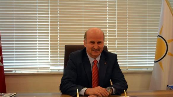 AK Parti`de Kestel kongresi ertelendi