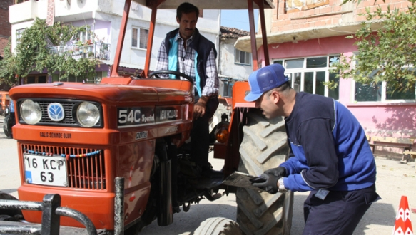 Traktör sahiplerine müjdeli haber