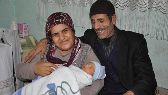 Suriyeli ailenin Erdoğan sevgisi
