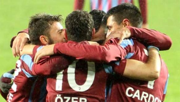 Trabzonspor, zirveye ağırlığını koymak istiyor