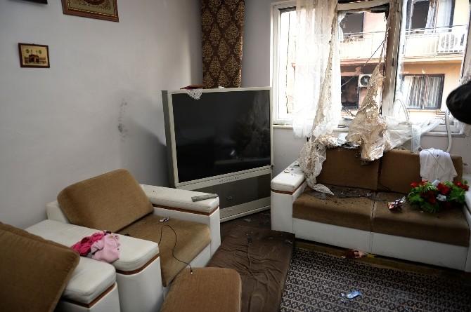 Osmangazi'den yangın mağdurlarına destek